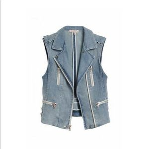 Rebecca Taylor denim Moro jacket